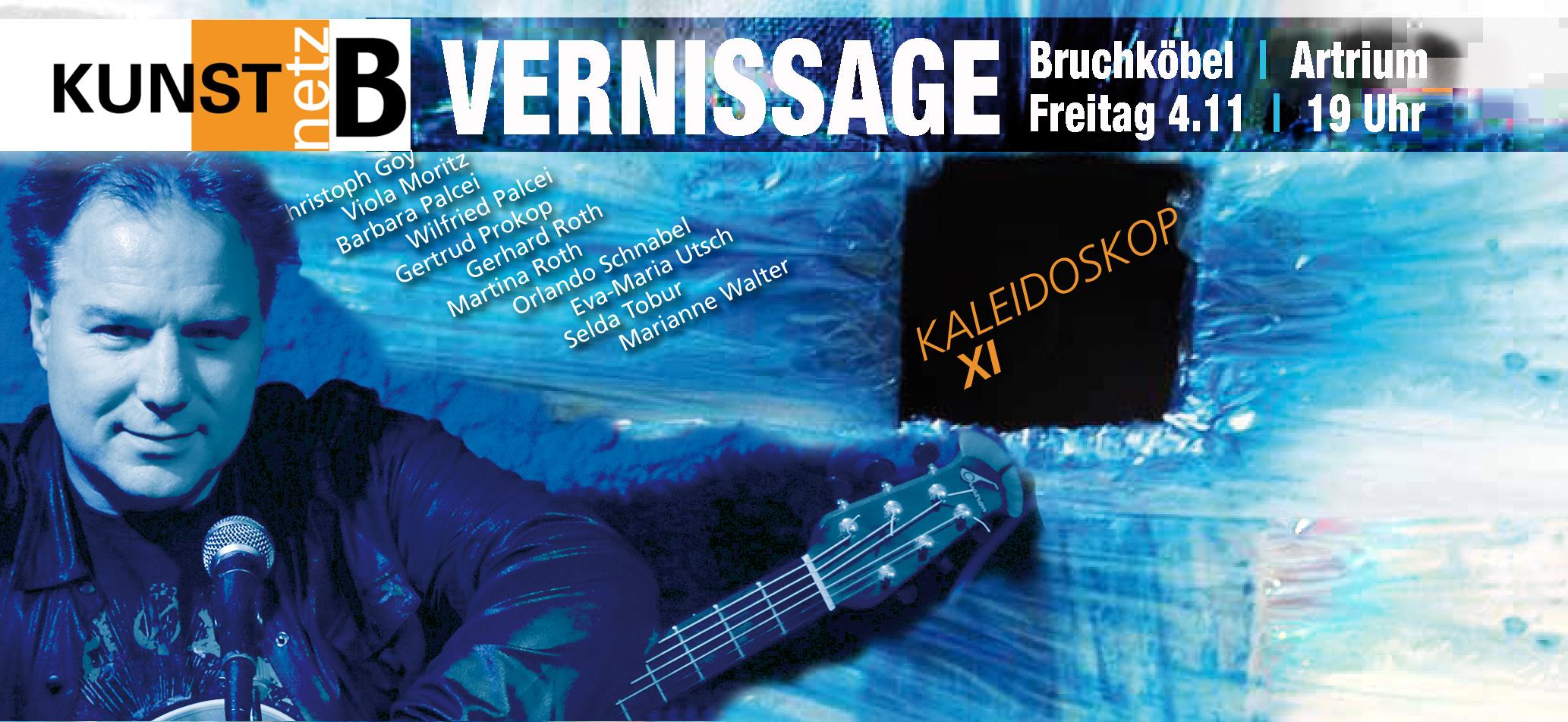 Kaleidoskop Kunstnetz-B  |  Vernissage @ Artrium Kunstnetz-B | Bruchköbel | Hessen | Deutschland