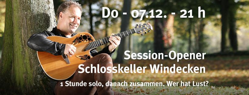 Live Musik Schlosskeller Windecken