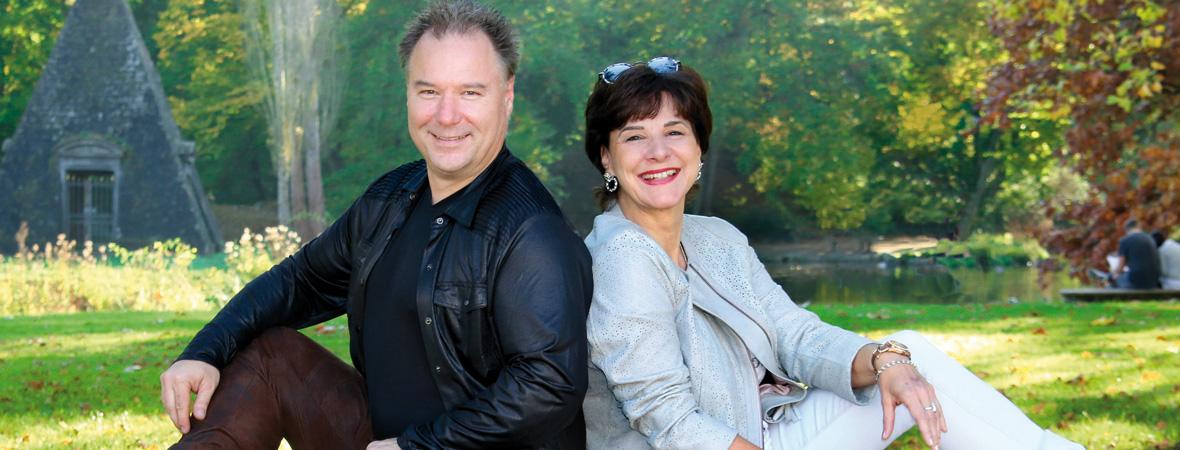 Erik Dachselt, Musiker und Carola S. Ossig, Autorin